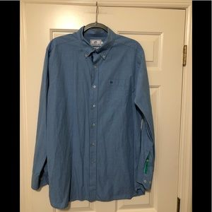 Southern Tide designer classic fit Shirt L